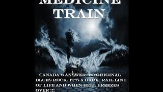 MEDICINE TRAIN ~ ALBUM PREVIEW 2014