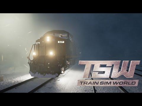 Train Sim World: EP #2 Very Bright And Snowy Q130