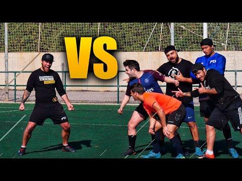TOBBAL VS GUIDO - RETOS DE SKILLS