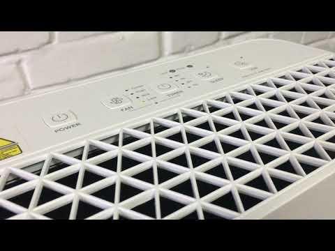 Обзор очистителя воздуха Toshiba CAF X33XPL