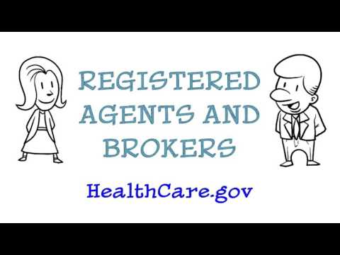Working With An Agent Or Broker In The SHOP Marketplace