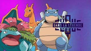 Dans La Légende spéciale Pokémon part.1 - CLIQUE TV