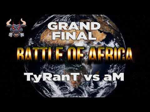 Battle of Africa - TyRanT vs aM Grand Final and Interview