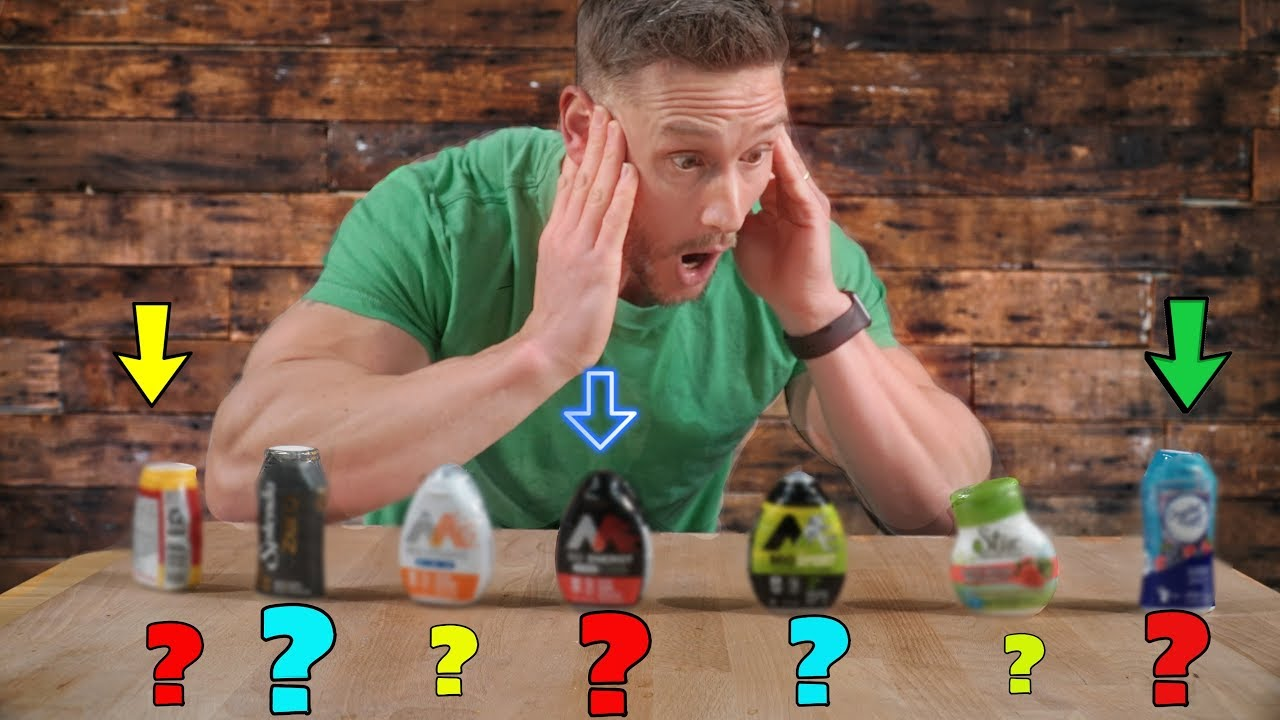 Fasting vs  Flavored water | Which Flavored Water Breaks a Fast? – Thomas  DeLauer