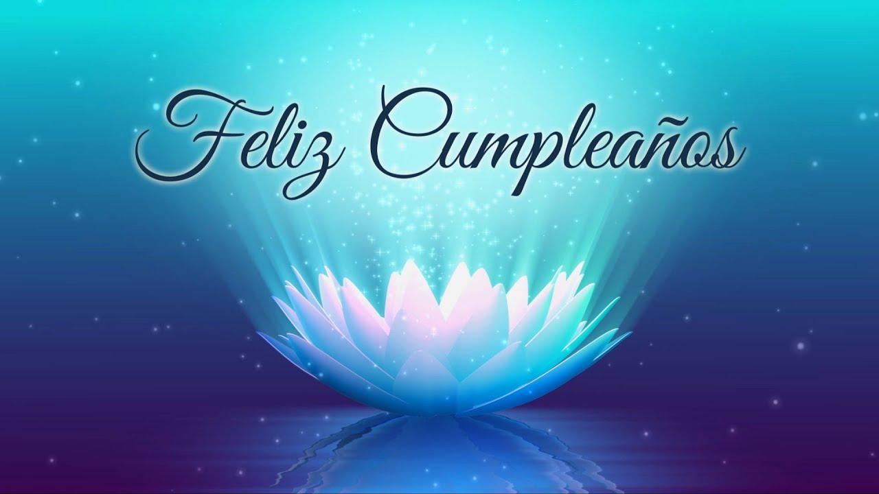 Birthday Background Wallpaper Hd Feliz Cumplea 241 Os Lotus Video Animation Motion Graphics