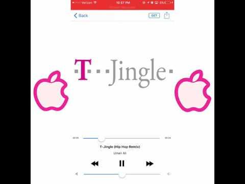 T-Mobile | Trap Remix| Umair Ali  | Iphone Ringtone