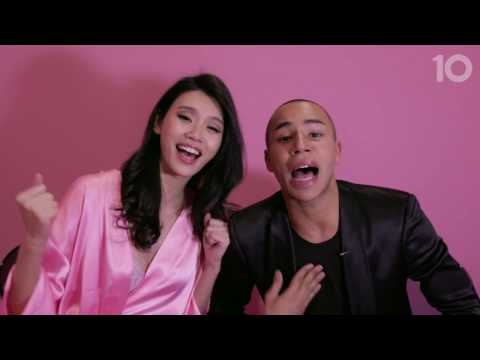 10TV Voices of the Angels: Starring Ming Xi And Olivier Rousteing