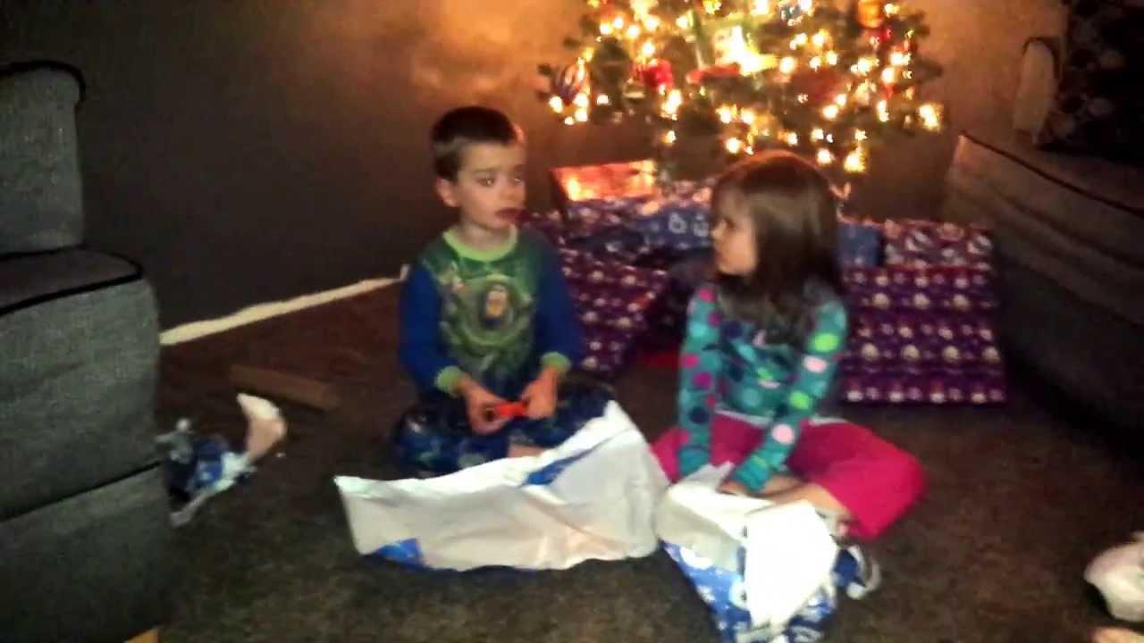 Hey Jimmy Kimmel, I gave my kids a bad Christmas present - YouTube