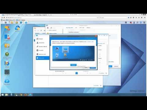 Synology webinář - Cloud a sdílení souborů