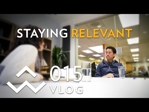 Staying Relevant | AWV 015