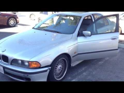 Metra 95-9307B For BMW 528i Double Din Radio Dash Kit Alpine CDE-W235BT