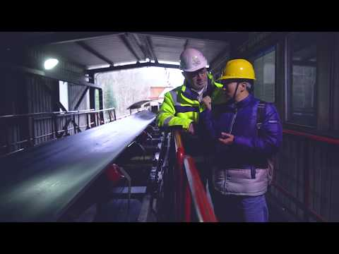 Belt Change at Large Conveyor in Sichuan Yadong