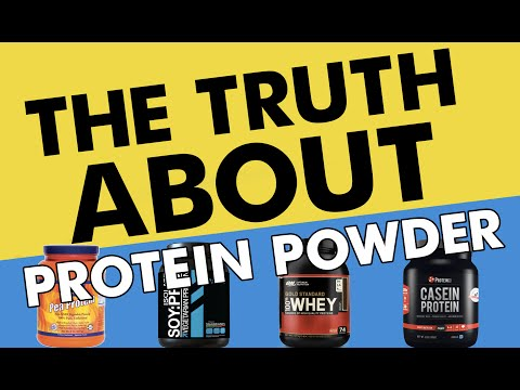 Protein Powder: Everything You Need to Know | The Truth About | Shape