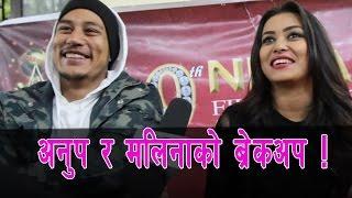 Exclusive || अलग भए मलिना र अनुप || Anup Bikram Shahi || Malina Joshi ||