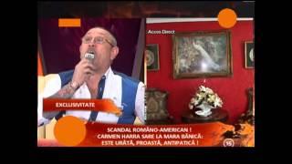 serghei mizil vs carmen harra  (partea 1)