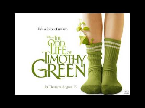 The Odd life of Timothy Green OST