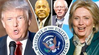 USA КИНО 861. Выборы в США 2016. Экстримы слева и справа. Трампс, здрасьте!