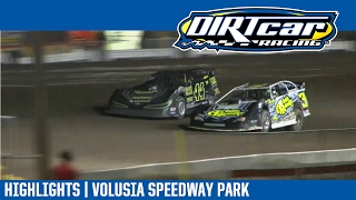 UMP Late Models Volusia Speedway Park DIRTcar Nationals Highlights