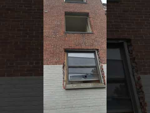 Tearing Down The Old Colony Projects, South Boston Mass