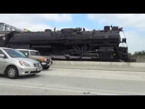 Santa Fe 3751 (Los Angeles-San Bernardino) Feat. High Speed Pace!