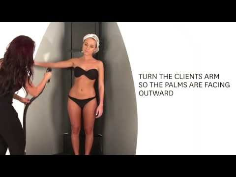 How to Spray Tan by Tanning Essentials