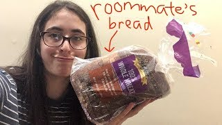 How to steal your roommate's bread (Do NOT watch this if you are the FBI)