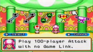 Mario Party Advance - Party Land