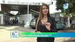 Ex Liceo La Puerta inicia nueva etapa como Instituto Técnico Profesional San Miguel