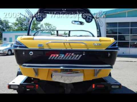 2008 Malibu Wakesetter VLX for sale in Angola, IN