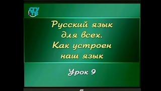 Русский язык для детей. Урок 1.9. Буквы Ж, Ш, Щ, Ч