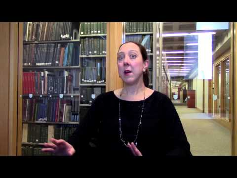 """Welch Library Director Anne Seymour Speaks About """"Librarians In Global Biomedical Partnerships"""""""