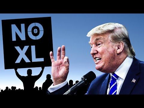 "Another Trump Con – Keystone Pipeline Exempt From ""Buy American"" Order"