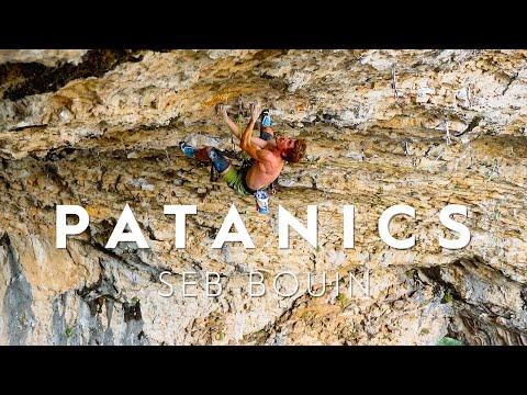 Seb Bouin's Epic Ascent Of Patanics, 9b, Rodellar