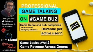 #GameBasics 2: Game Genre - PC Console Mobile - SubCategories