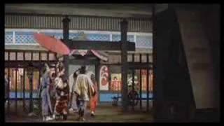 Edo Era Actor BURAIKAN Tatsuya Nakadai