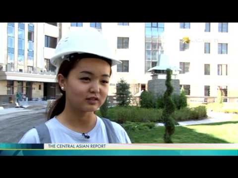 """The Central Asian report"" #38 (30.10.2016) - Kazakh TV"