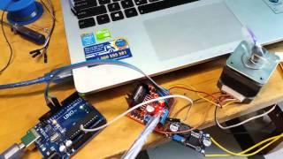 Lập trình vi điều khiển- Phần 128- Điều khiển động cơ bước 6 dây với mạch cầu H L298N thumbnail