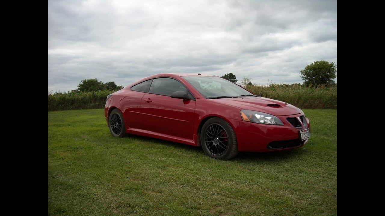 Why A 2006 Pontiac G6 Gtp Under 5000 Is An Excellent Buy