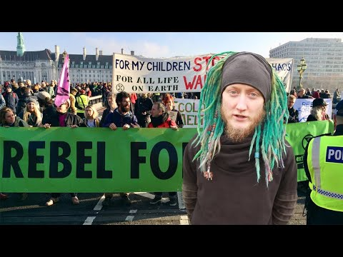 i Spent 48 Hours with Extinction Rebellion (This is What Happened)