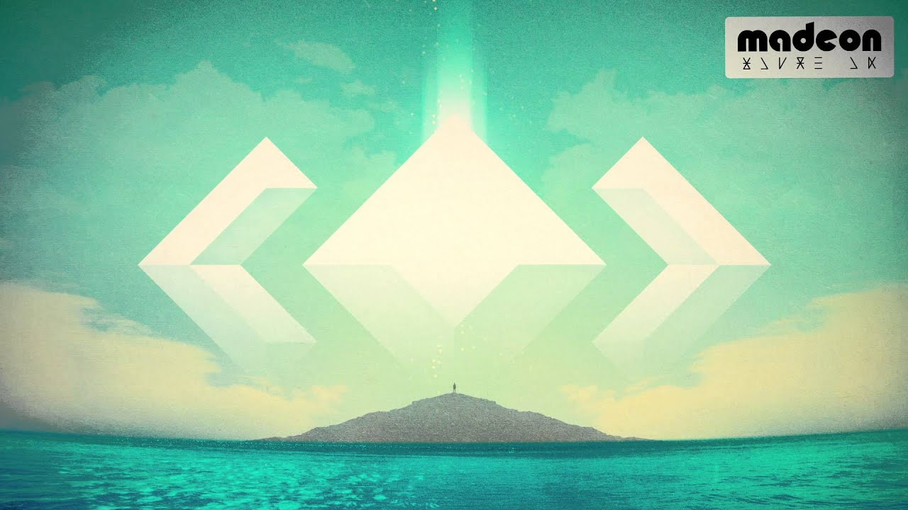madeon logo wallpaper