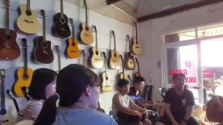 Nơi này có anh - buổi học Guitar đầy NGẪU HỨNG