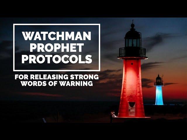 Exploring Watchman Prophet Protocol With Warning Words