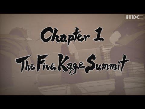 Naruto: Ultimate Ninja Storm 3: Full Burst - Chapter 1: The Five Kage Summit [English] [Legend]