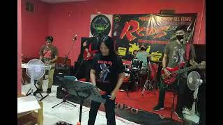 INDONESIA CLASSIC ROCK WITH SOULSIX (COVER ANGKARA)