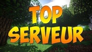 TOP 5 DES PLUS GROS SERVEURS MINECRAFT