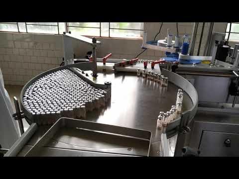 AL-500 Labeling Machine (Axus Labeling Machinery Co., Ltd-TAIWAN) Marketing By Pharma Sourcing LTD