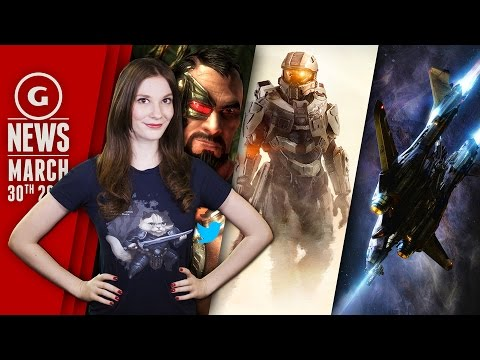 $250 Star Citizen Ship & Halo 5 Release Date Announced! - GS Daily News