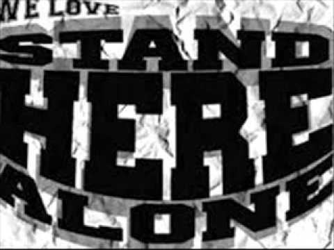 Stand Here Alone - Pacarku Siluman