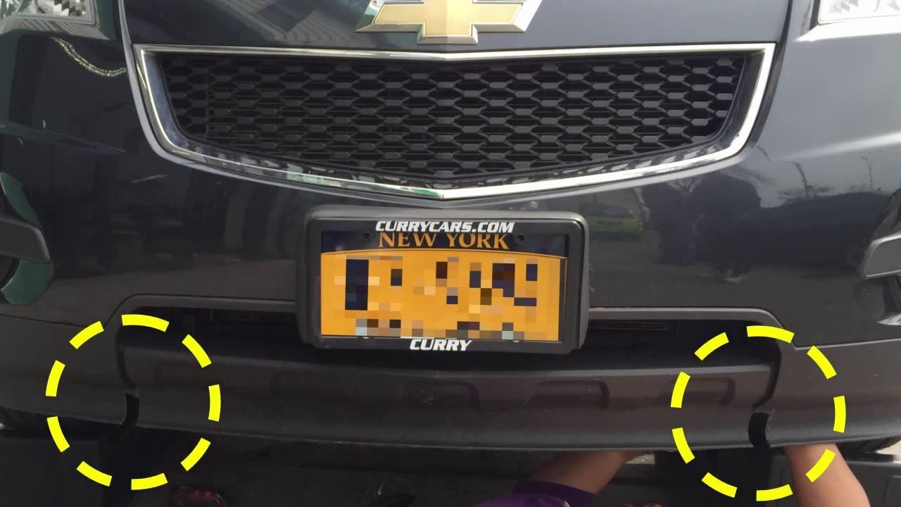 2010-2016 Chevrolet Equinox Front Bull Bar Installation ...