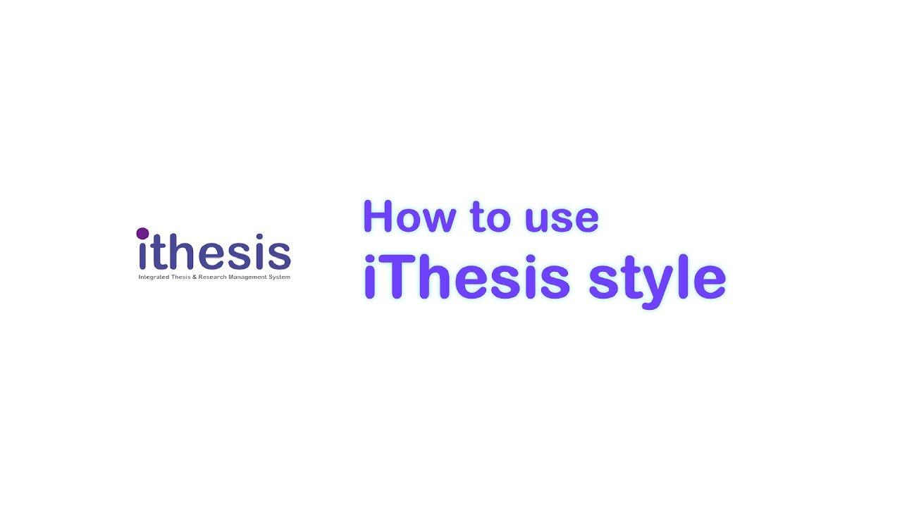 Initial Thesis Submission